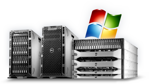 Window Managed Dedicated Server